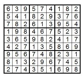 The Math Behind Sudoku: Counting Solutions