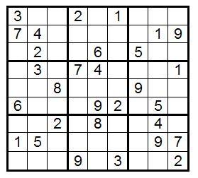 the math behind sudoku solving strategy